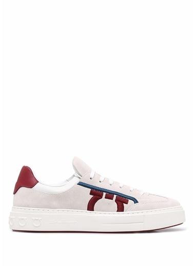 Salvatore Ferragamo Sneakers Beyaz